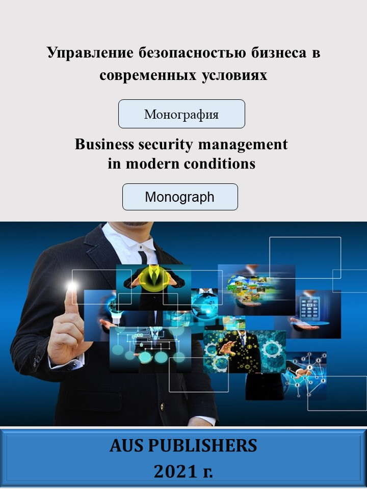 Business security management in modern conditions